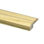 null - Prefinished Red Oak Hardwood 5/8 in thick x 2 in wide x 6.5 ft Length Threshold