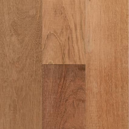 3/4 in. Brazilian Cherry Unfinished Solid Hardwood Flooring 5 in. Wide
