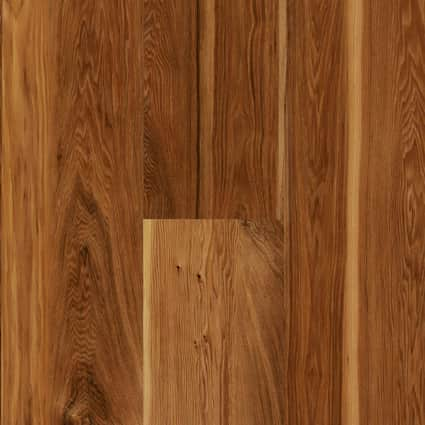 10mm+pad Hot Springs Hickory Laminate Flooring 8 in. Wide x 47.64 in. Long