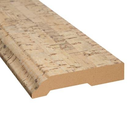 Castelo Cork  3.25 in wide x 7.5 ft Length Baseboard
