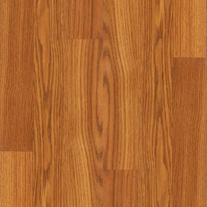 8mm+pad Cinnabar Oak Laminate Flooring 8.07 in. Wide x 47.64 in. Long