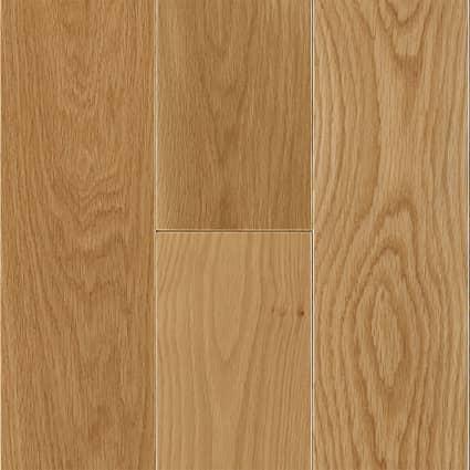 3/4 in. Select White Oak Solid Hardwood Flooring 5 in. Wide