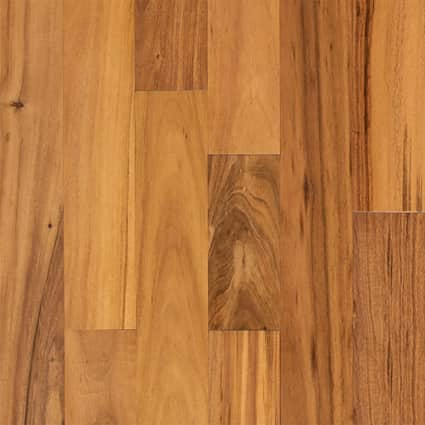 3/4 in. Brazilian Koa Solid Hardwood Flooring 5 in. Wide