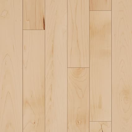 3/4 in. Select Maple Solid Hardwood Flooring 3.25 in. Wide