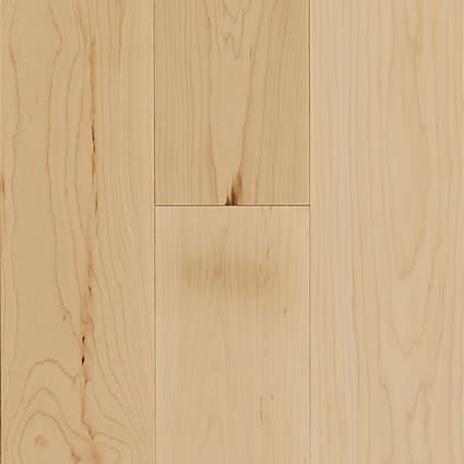 3/4 in. Select Maple Solid Hardwood Flooring 5 in. Wide