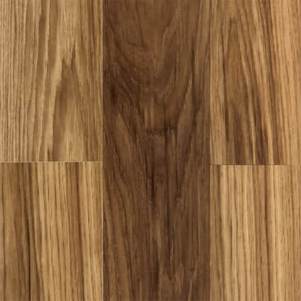 8mm+pad Fairfield County Hickory Laminate Flooring 8.07 in. Wide x 47.64 in. Long