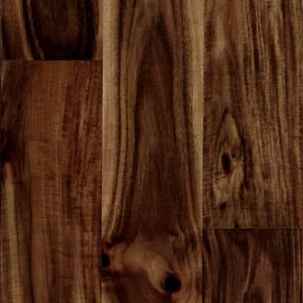 1/2 in. Acacia Quick Click Engineered Hardwood Flooring 4.75 in. Wide