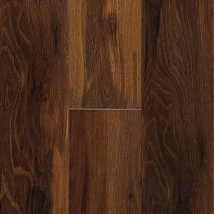 12mm+pad Roasted Chicory Laminate Flooring 6.26 in. Wide x 54.45 in. long