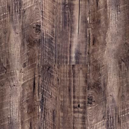 5mm Rustic Reclaimed Oak Waterproof Luxury Vinyl Plank Flooring 6 in. Wide x 48 in. Long