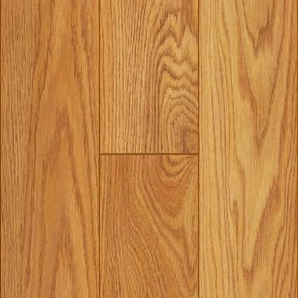 12mm+pad Select Red Oak Laminate Flooring 4.76 in. Wide x 47.64 in. Long
