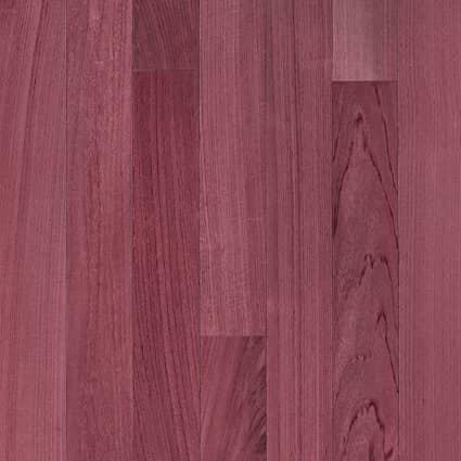 3/4 in. Select Purple Heart Solid Hardwood Flooring 3.25 in. Wide