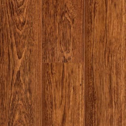 7mm w/pad Brazilian Cherry Waterproof Rigid Vinyl Plank Flooring 6 in. Wide x 48 in. Long