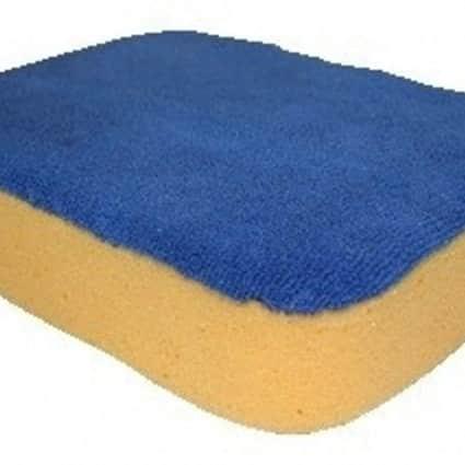 "7"" x 5"" Microfiber Sponge"