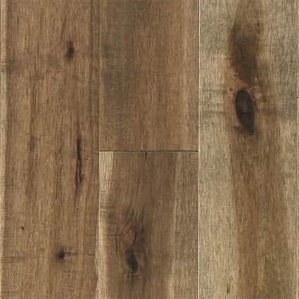 3/4 in. Rattan Maple Solid Hardwood Flooring 5.25 in. Wide