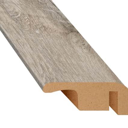Topsail Oak Laminate 1.374 in wide x 7.5 ft Length End Cap
