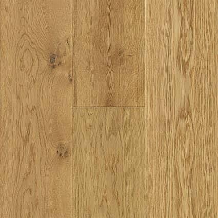 5/8 in. Geneva White Oak Engineered Hardwood Flooring 7.5 in. Wide