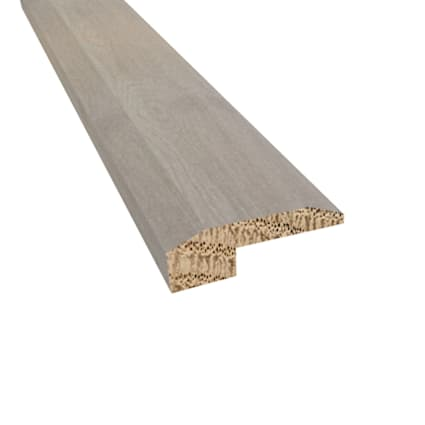 Prefinished Barcelona White Oak Hardwood 5/8 in thick x 2 in wide x 78 in Length Threshold