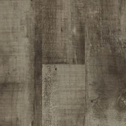 3mm Gray Cliff Pine Waterproof Vinyl Plank Comm Flooring 6 in. Wide x 48 in. Long