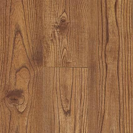 12mm Golden Gate Oak 24 Hour Water-Resistant Laminate Flooring 6.06 in. Wide x 50.66 in. Long