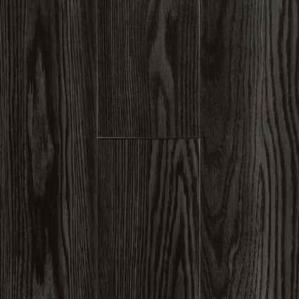 5mm w/pad Obsidian Oak Waterproof Rigid Vinyl Plank Flooring 7.09 in. Wide x 48 in. Long
