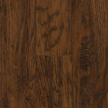 12mm Amber Hickory Laminate Flooring 6.18 in. Wide x 50.78 in. Long