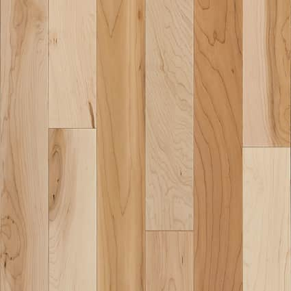 3/4 in. Character Maple Solid Hardwood Flooring 3.25 in. Wide