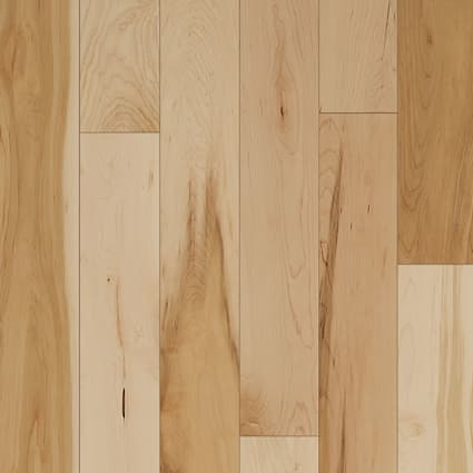 3/4 in. Character Maple Solid Hardwood Flooring 5 in. Wide