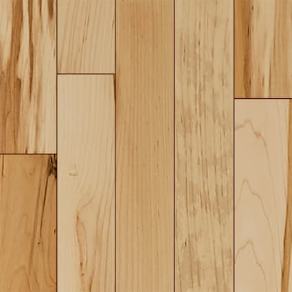 3/4 in. Millrun Maple Solid Hardwood Flooring 2.25 in. Wide