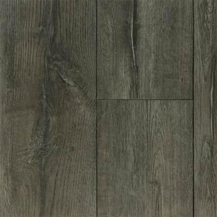12mm Foggy Bottom Oak 24 Hour Water-Resistant Laminate Flooring 7.56 in. Wide x 50.63 in. Long