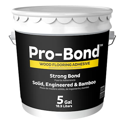 Pro Bond Adhesive - 5 Gallon