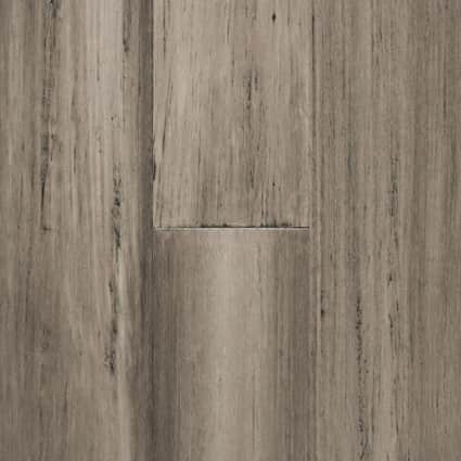 3/8 in. Cordova Strand Distressed Wide Plank Engineered Click Bamboo Flooring 5.13 in. Wide
