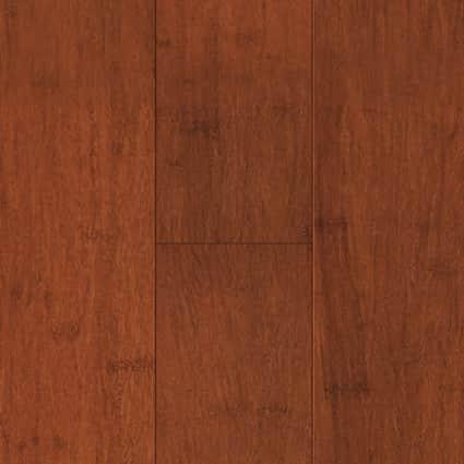 3/8 in. Sierra Vista Strand Wide Plank Engineered Click Bamboo Flooring 3.88 in. Wide