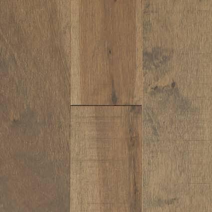 3/4 in. Cavendish Distressed Solid Hardwood Flooring 5.25 in. Wide