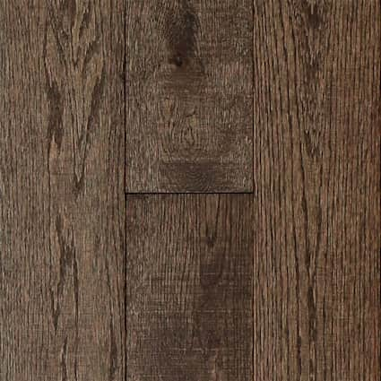 3/4 in. Coggeshall Oak Distressed Solid Hardwood Flooring 5.25 in. Wide