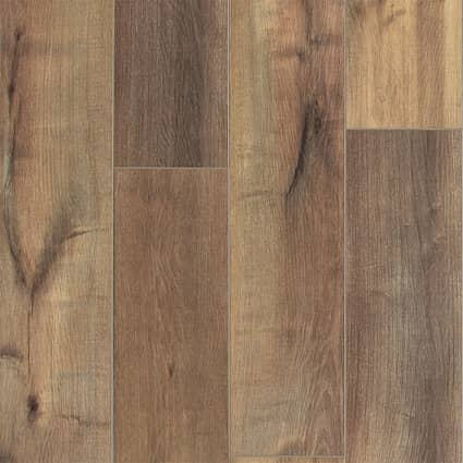 6mm w/pad Cannes Maple Waterproof Rigid Vinyl Plank Flooring 7 in. Wide x 48 in. Long