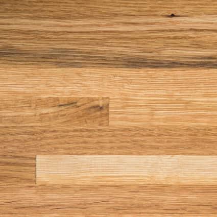 "1-1/2"" x 25"" x 8 LFT Unfinished White Oak Countertop"