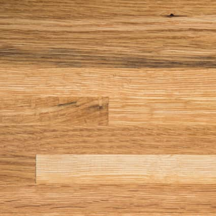 """3/4"""" x 4"""" x 12 LFT Unfinished White Oak Backsplash"""