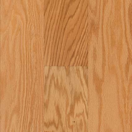 3/8 in. Red Oak Quick Click Engineered Hardwood Flooring 4.75 in. Wide