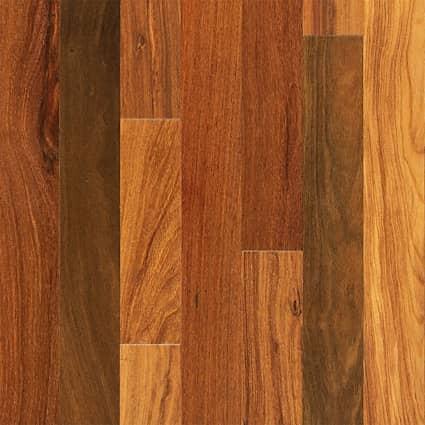 3/4 in. Cumaru Solid Hardwood Flooring 3.25 in. Wide