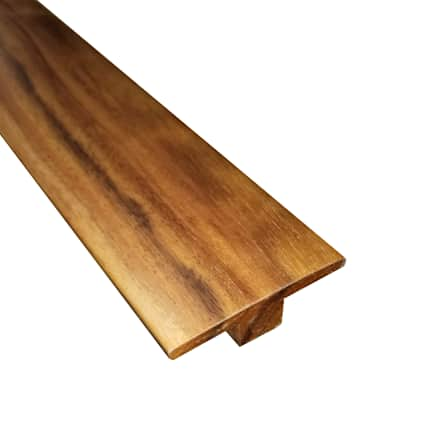Tobacco Road Acacia Hardwood 1/4 x 2 x 48 in T Mold