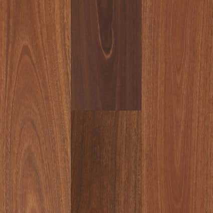 "7mm x 7 1/2"" Australian Spotted Gum 72 Hr Water Resistant Engineered Hardwood Flooring With Pad"