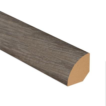 Farmhouse Magnolia Vinyl Plank 7.5 ft Quarter Round