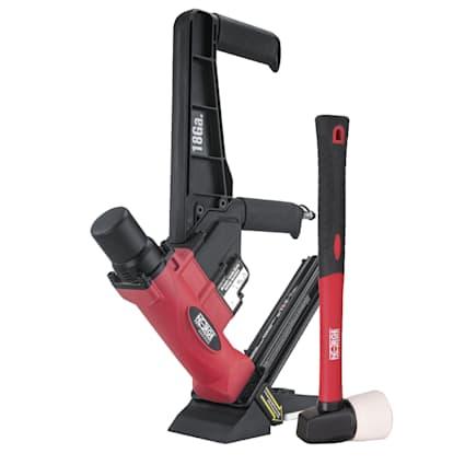 18G Floor Nailer - Cleat Dual Handle