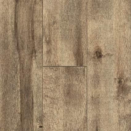 7mm w/pad Rattan Maple Waterproof Rigid Vinyl Plank Flooring 8.9 in. Wide x 60 in. Long