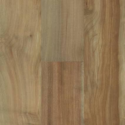 8mm w/pad Golden Hour Blonde Waterproof Rigid Vinyl Plank Flooring 7.13 in. Wide x 60 in. Long