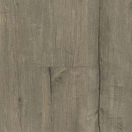 8mm w/pad Driftwood Hickory Waterproof Rigid Vinyl Plank Flooring 7.09 in. Wide x 48 in. Long