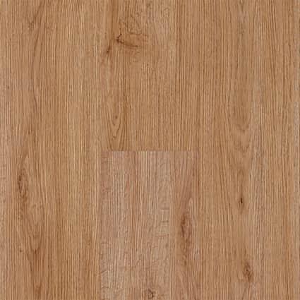 6mm European Oak Waterproof Cork Flooring 7.67 in. Wide x 48.22 in. Long