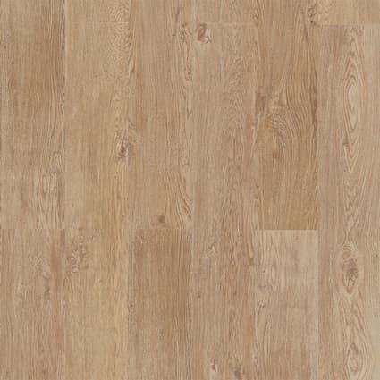 6mm Castle Raffia Oak Waterproof Cork Flooring 7.67 in. Wide x 48.22 in. Long