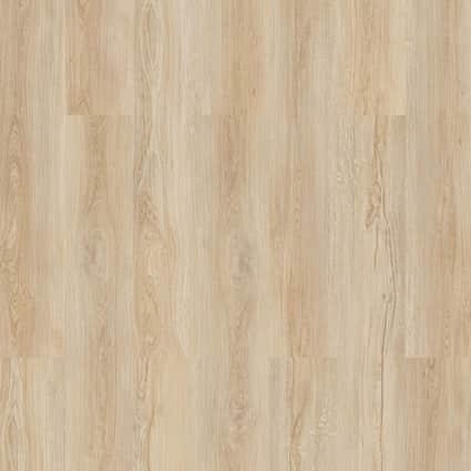 6mm Wheat Oak Waterproof Cork Flooring 7.67 in. Wide x 48.22 in. Long