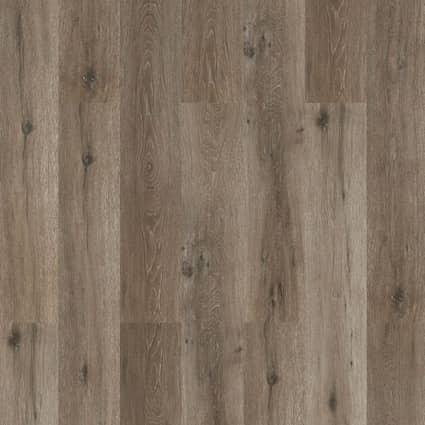 6mm Rustic Fawn Oak Waterproof Cork Flooring 7.67 in. Wide x 48.22 in. Long